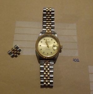Croton Automatic Diamond Watch